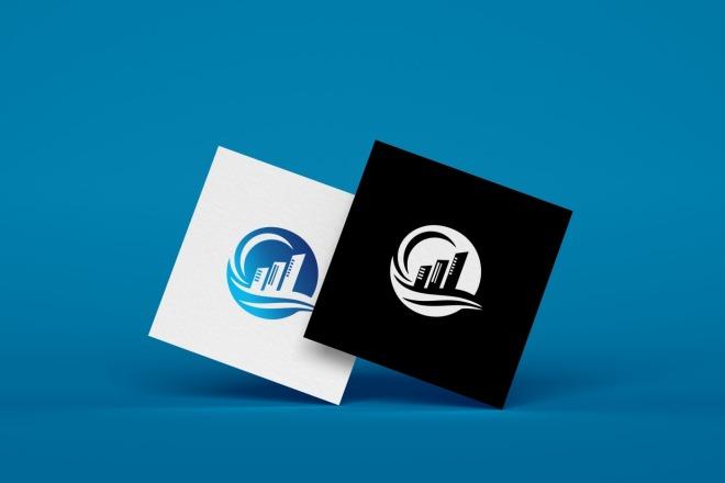 Разработаю логотип + подарок 66 - kwork.ru