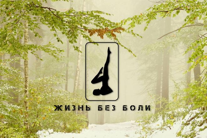 Сделаю стильный именной логотип 34 - kwork.ru