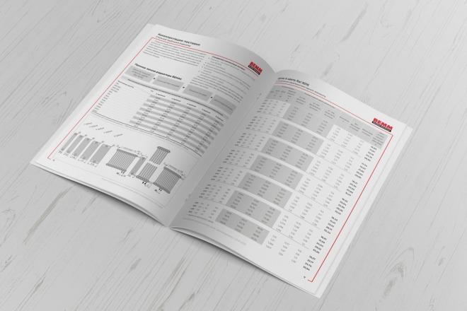 Разработка полиграфического издания 50 - kwork.ru