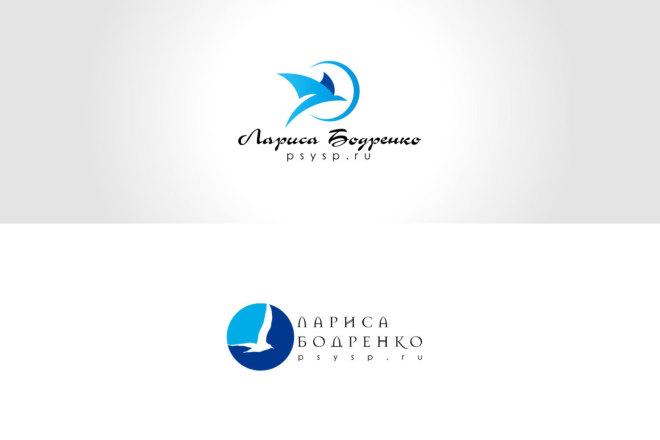 Создам 2 варианта логотипа + исходник 20 - kwork.ru