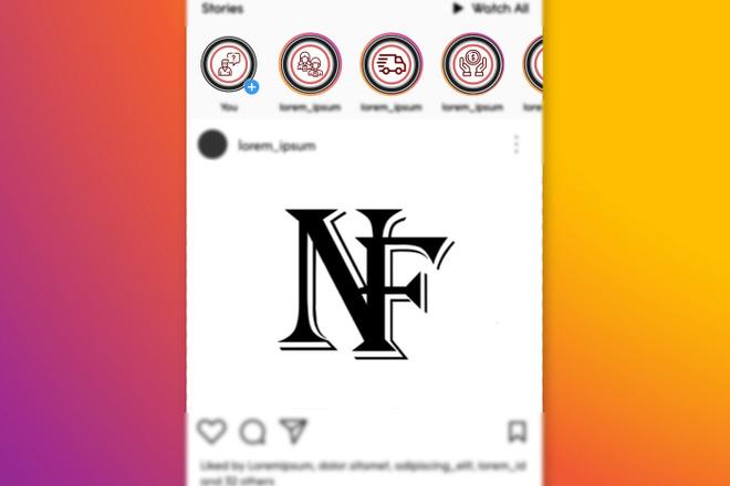 Оформление Instagram профиля 26 - kwork.ru
