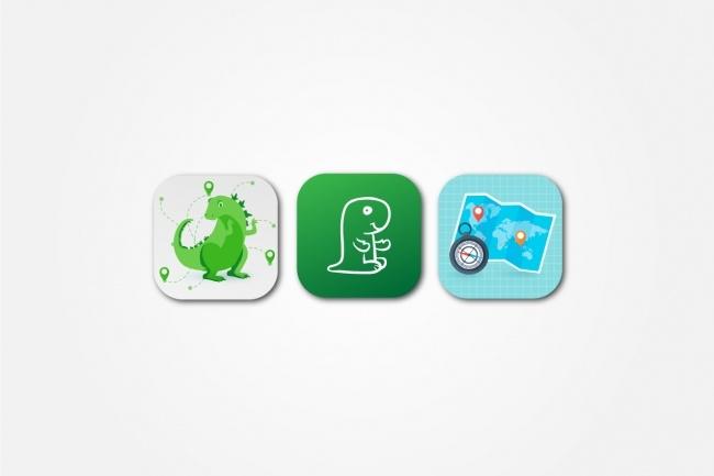 Создам 5 иконок в любом стиле, для лендинга, сайта или приложения 96 - kwork.ru