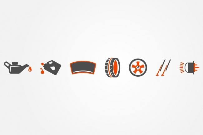 Создам 5 иконок в любом стиле, для лендинга, сайта или приложения 93 - kwork.ru