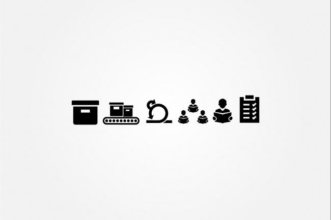 Создам 5 иконок в любом стиле, для лендинга, сайта или приложения 77 - kwork.ru