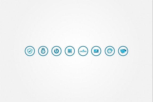 Создам 5 иконок в любом стиле, для лендинга, сайта или приложения 76 - kwork.ru