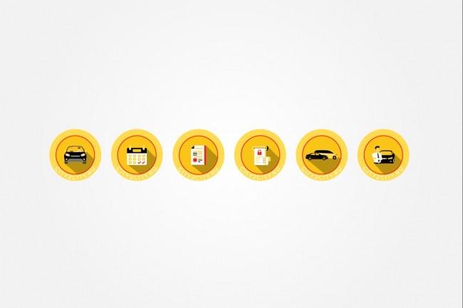 Создам 5 иконок в любом стиле, для лендинга, сайта или приложения 70 - kwork.ru