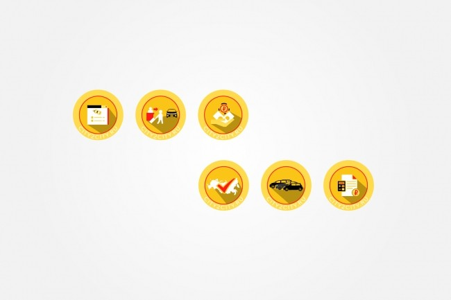 Создам 5 иконок в любом стиле, для лендинга, сайта или приложения 67 - kwork.ru