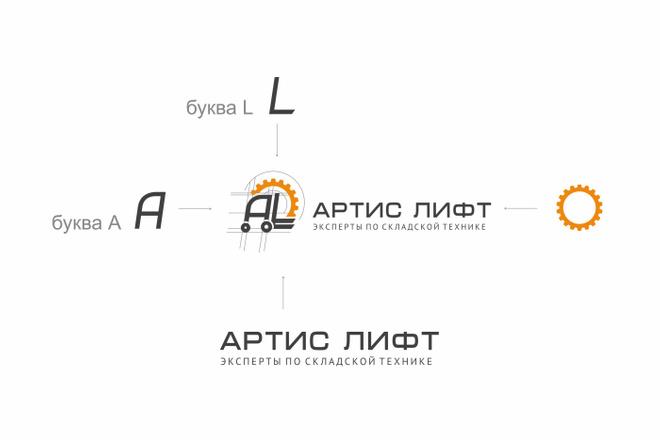 Разработаю логотип + подарок 48 - kwork.ru