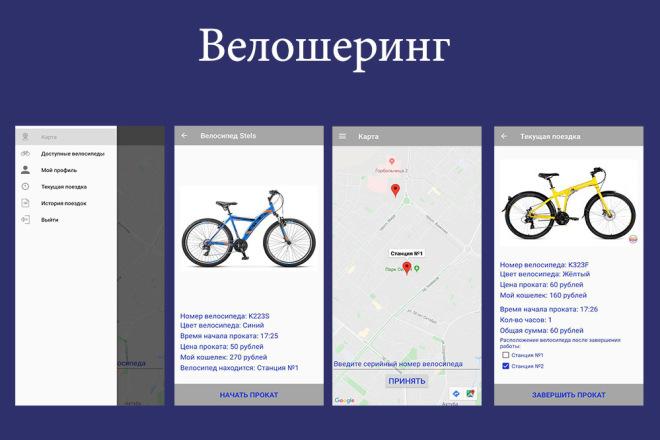 Создание мобильного приложения с сервером для вашего бизнеса 1 - kwork.ru