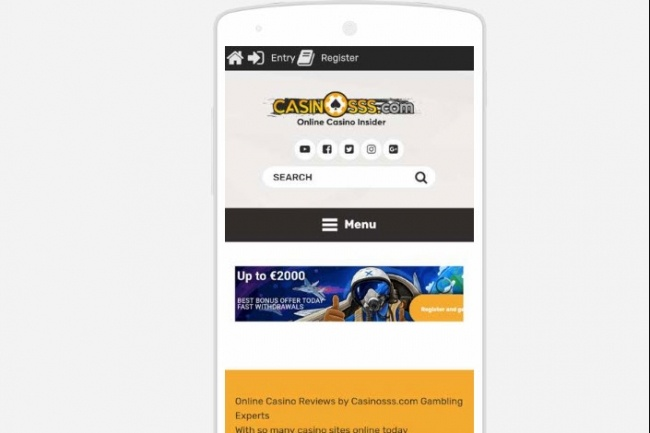 Android приложение для сайта 52 - kwork.ru