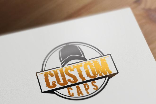 Сделаю логотип в круглой форме 93 - kwork.ru