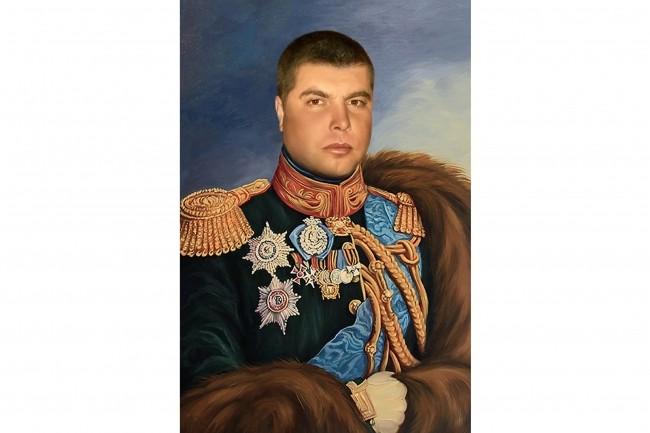 Портрет в образе 4 - kwork.ru