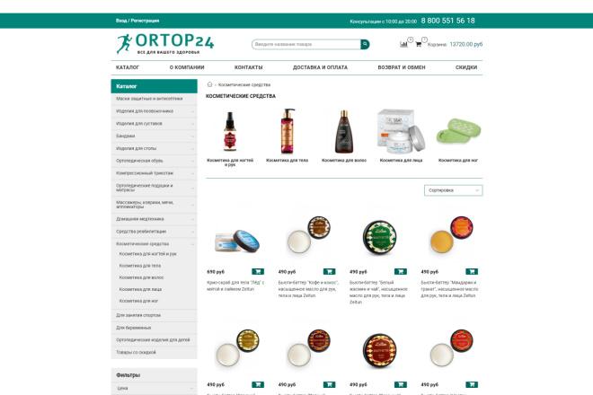 Профессионально создам интернет-магазин на insales + 20 дней бесплатно 9 - kwork.ru