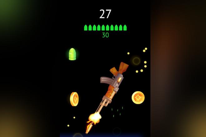 Готовый Проект Flip The Gun для Unity + AdMob 1 - kwork.ru