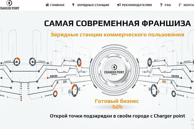 Создам лендинг на вордпресс 37 - kwork.ru