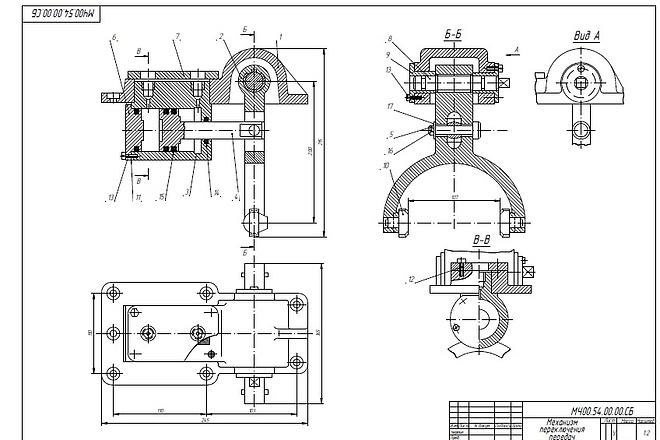 Выполню чертежи в AutoCad 69 - kwork.ru