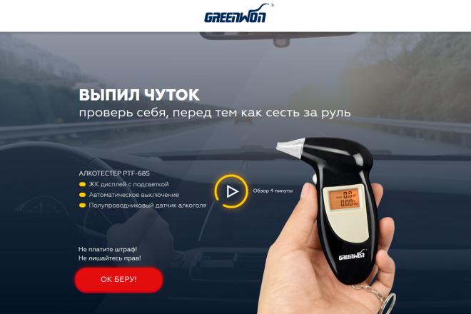 Делаю копии landing page 10 - kwork.ru