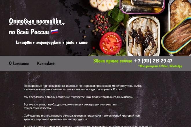 Сделаю верстку любой сложности 28 - kwork.ru