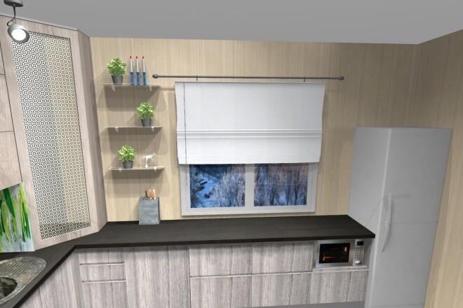 Проектирование корпусной мебели 20 - kwork.ru