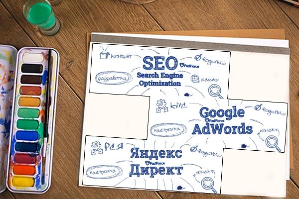 Дизайн, создание баннера для сайта и РСЯ, Google AdWords 30 - kwork.ru