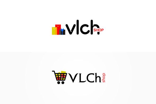 Создам 2 варианта логотипа + исходник 24 - kwork.ru