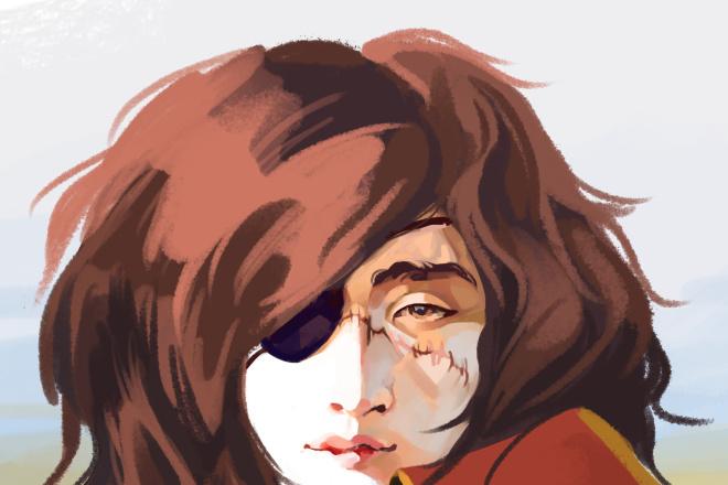 Сделаю красочные иллюстрации и портреты персонажей 19 - kwork.ru