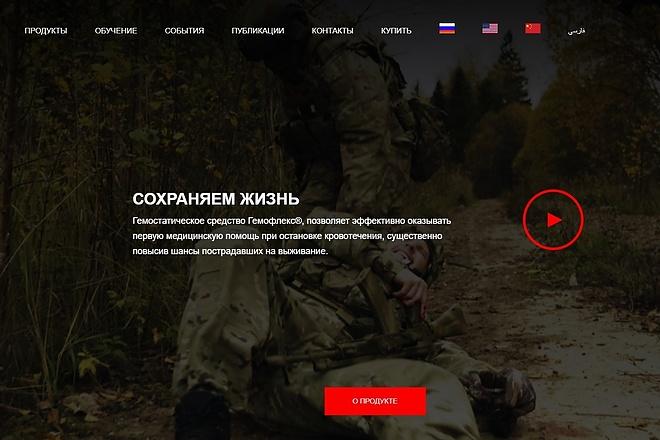 Натяну верстку на движок 3 - kwork.ru