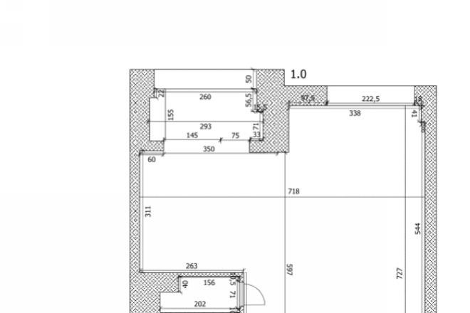 Интересные планировки квартир 46 - kwork.ru