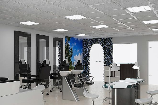 Сделаю 3D визуализацию интерьера 26 - kwork.ru