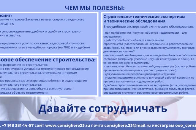Стильный дизайн презентации 344 - kwork.ru