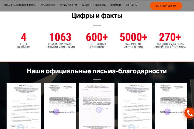 Создам сайт под ключ на WordPress 23 - kwork.ru