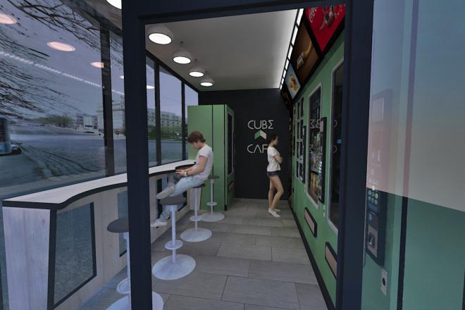 SketchUp l Планировка интерьеров 6 - kwork.ru