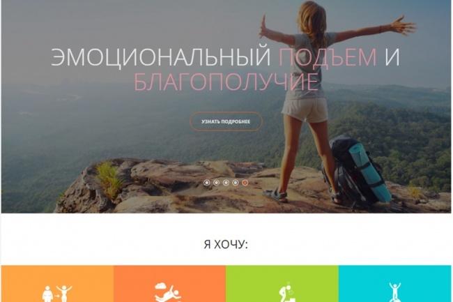 Сделаю продающий Лендинг для Вашего бизнеса 96 - kwork.ru