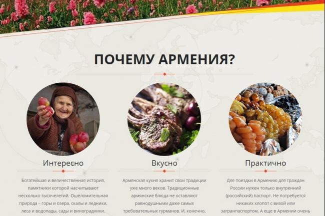 Сделаю продающий Лендинг для Вашего бизнеса 80 - kwork.ru
