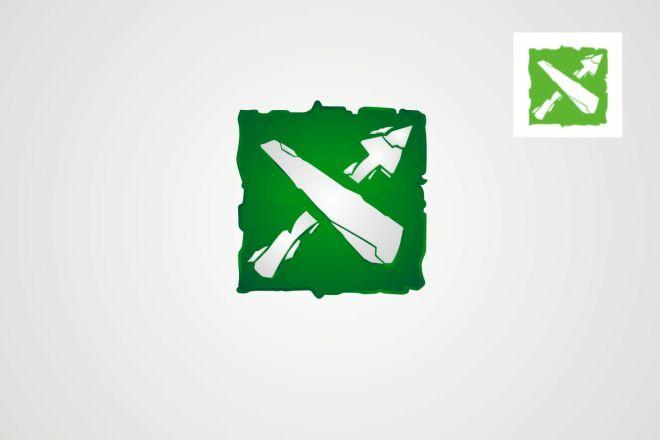 Логотип по образцу в векторе в максимальном качестве 79 - kwork.ru