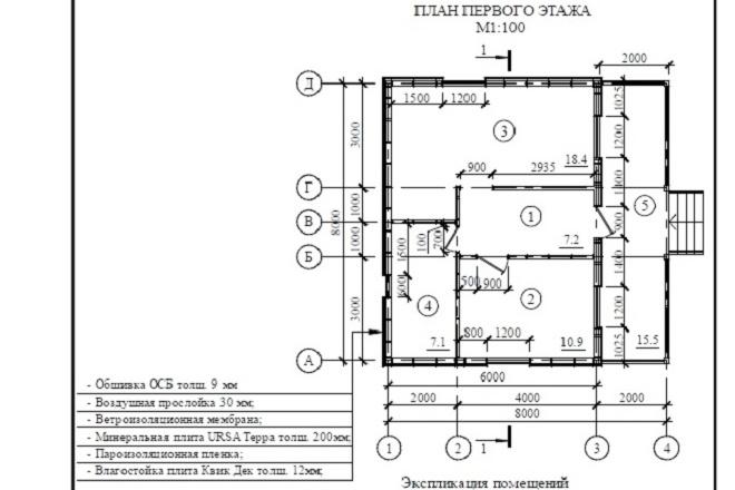 Выполню чертежи в AutoCad 94 - kwork.ru