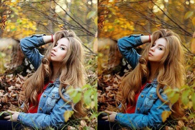 Обработка фотографий 2 - kwork.ru