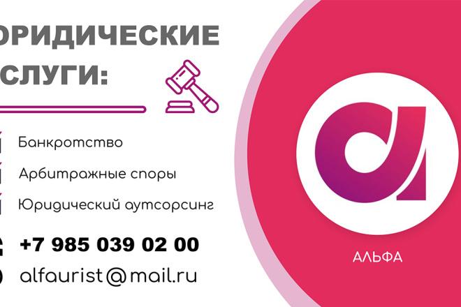 Визитки 11 - kwork.ru