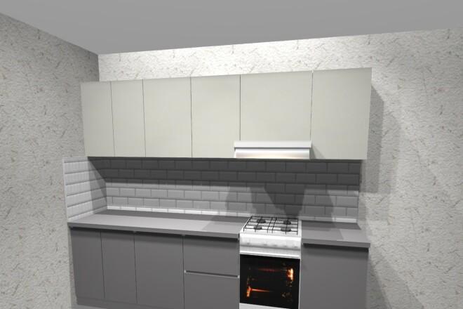 Проектирование корпусной мебели 6 - kwork.ru