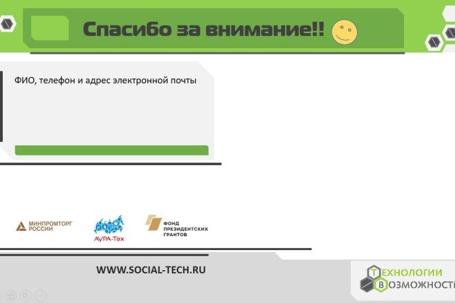 Презентация в Power Point, Photoshop 73 - kwork.ru