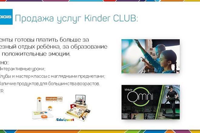 Красиво, стильно и оригинально оформлю презентацию 102 - kwork.ru