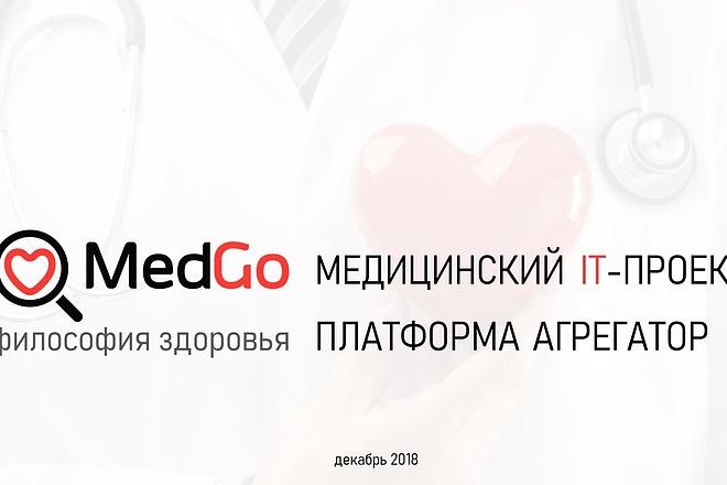 Красиво, стильно и оригинально оформлю презентацию 99 - kwork.ru
