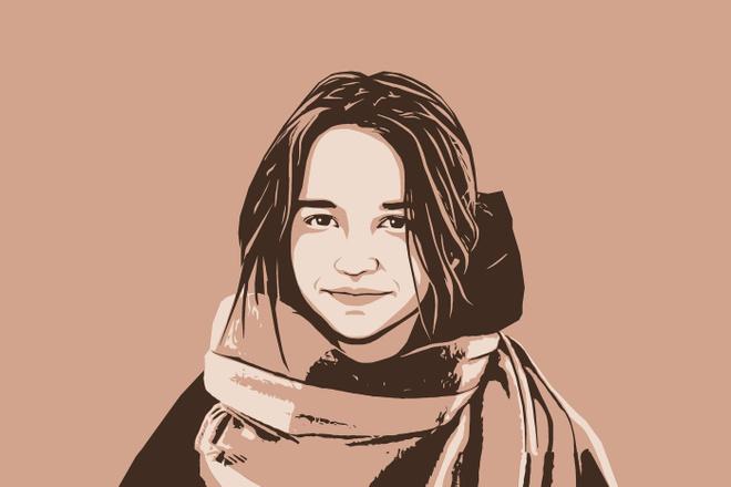 Качественный поп-арт портрет по вашей фотографии 2 - kwork.ru