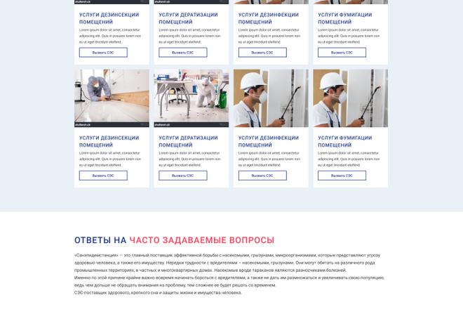 Уникальный дизайн сайта для вас. Интернет магазины и другие сайты 87 - kwork.ru