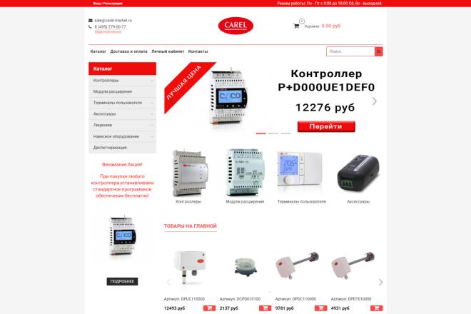 Профессионально создам интернет-магазин на insales + 20 дней бесплатно 3 - kwork.ru