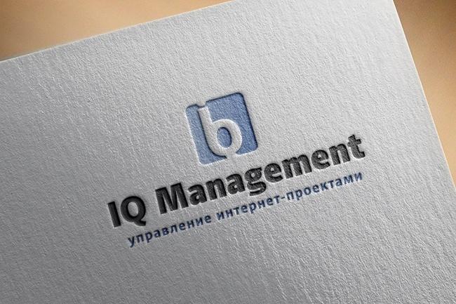 Профессиональная разработка логотипов и визуализация логотипов 96 - kwork.ru