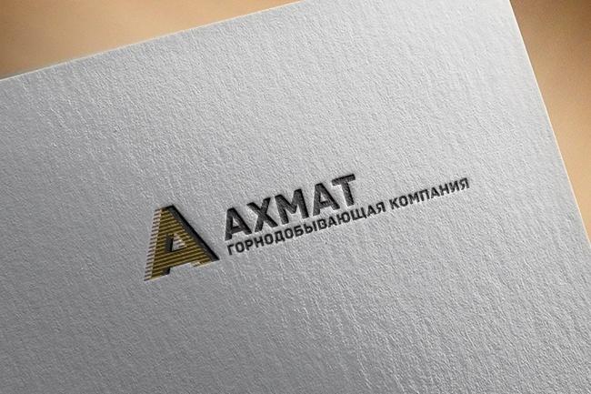 Профессиональная разработка логотипов и визуализация логотипов 88 - kwork.ru