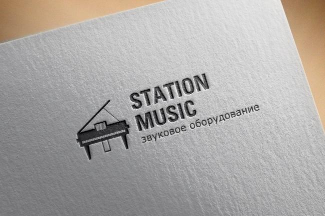 Профессиональная разработка логотипов и визуализация логотипов 76 - kwork.ru