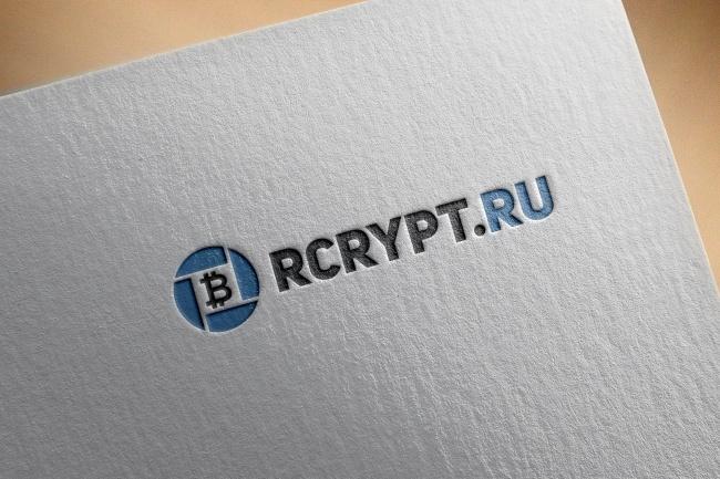 Профессиональная разработка логотипов и визуализация логотипов 67 - kwork.ru