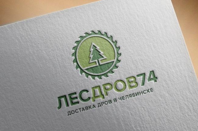 Профессиональная разработка логотипов и визуализация логотипов 60 - kwork.ru